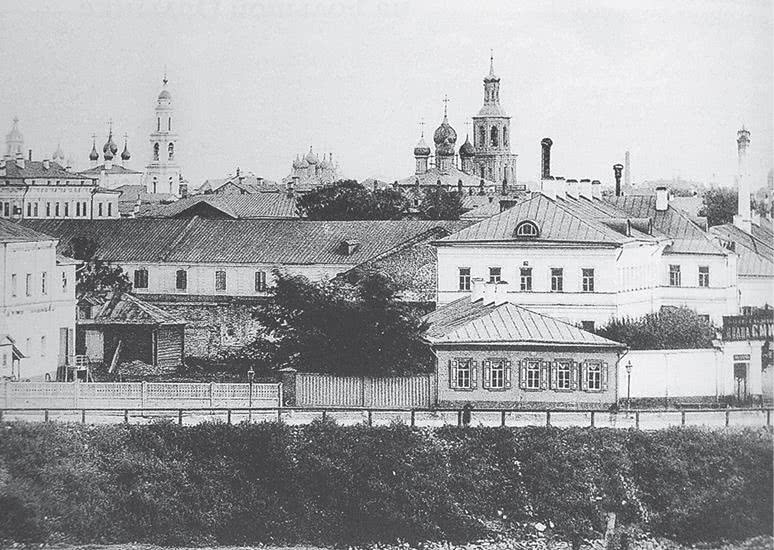 Дом правительства. Сага о русской революции