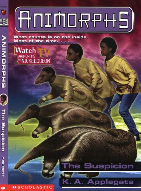 a review of k a applegates book Details about new animorphs #12 the reaction book ka applegate pb be the first to write a review no ratings or reviews yet be the first to write a review.