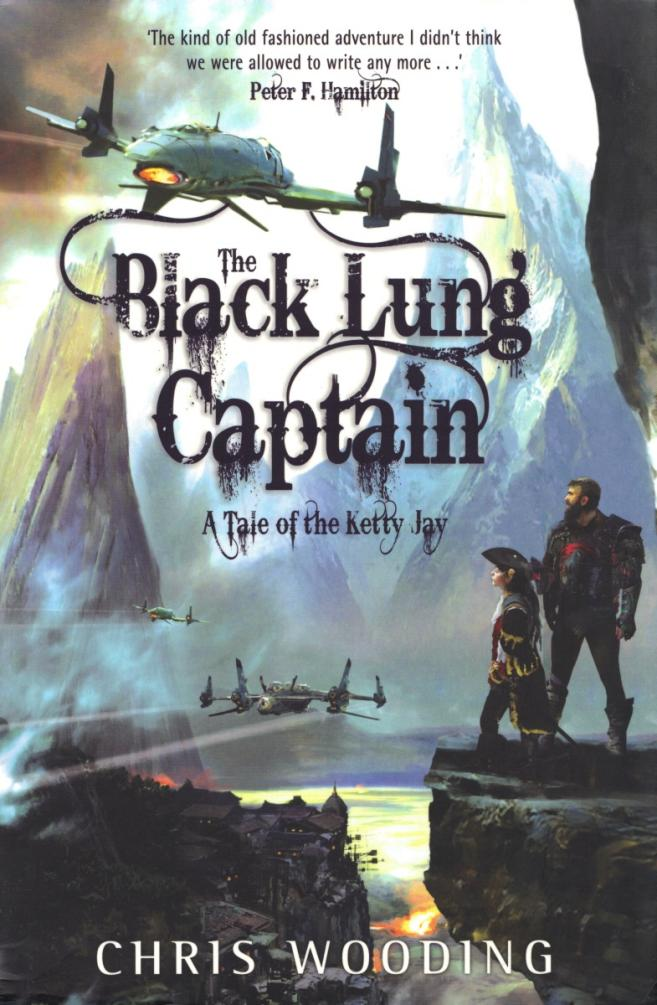 Wooding Chris - The Black Lung Captain
