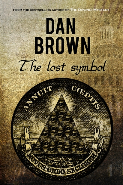 The Lost Symbol Brown Dan