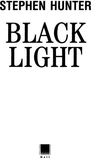 Hunter Stephen - Black Light