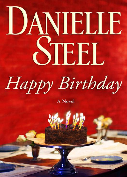 Steel Danielle - Happy Birthday