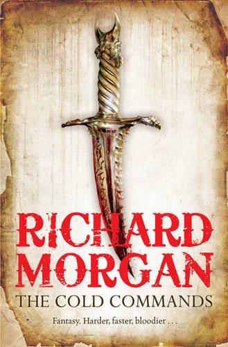 Morgan Richard - The Cold Commands