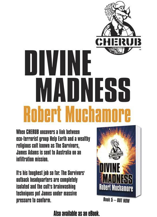 "Download/Read ""CHERUB: Man vs Beast"" by Muchamore Robert ..."
