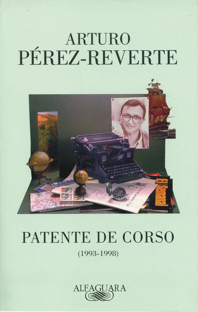 Книга  Patente de corso (1993-1998) 5b063cc4bf7