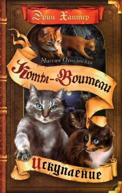 Спец издания коты воители