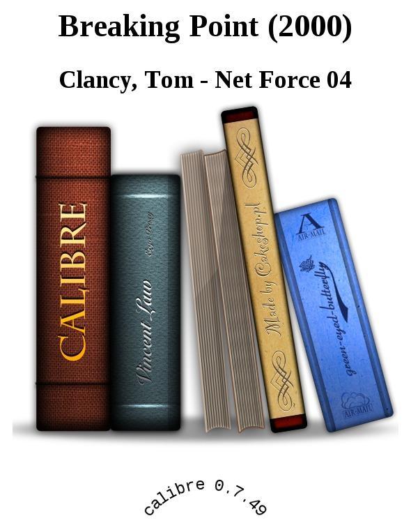 Clancy Tom - Breaking Point