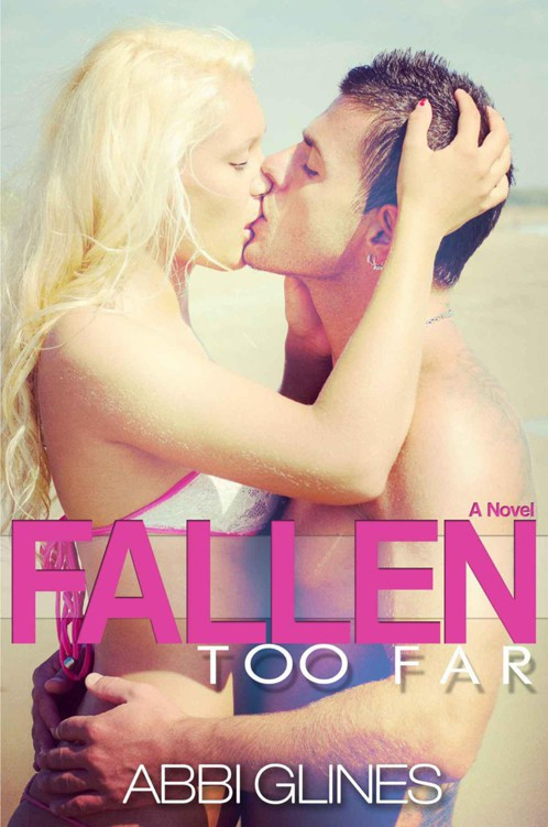 Glines Abbi - Fallen Too Far