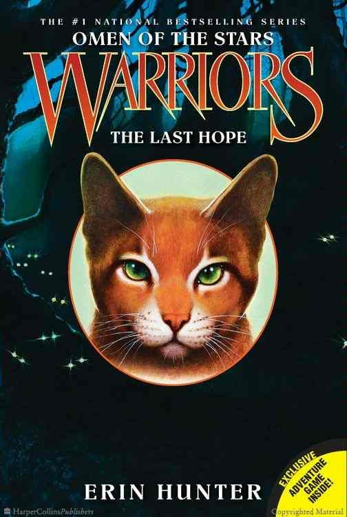 Коты воители знамение звезд fb2 скачать