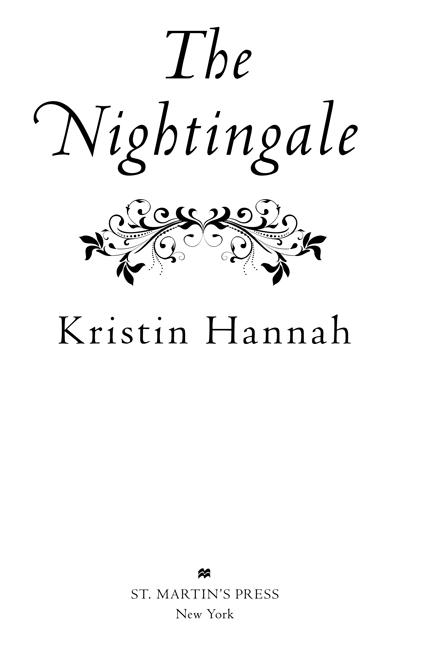 Hannah Kristin - The Nightingale