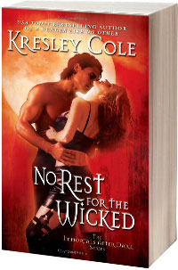 Cole Kresley - No Rest for the Wicked