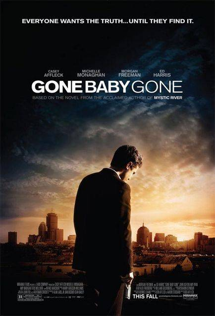 Lehane Dennis - Gone, Baby, Gone