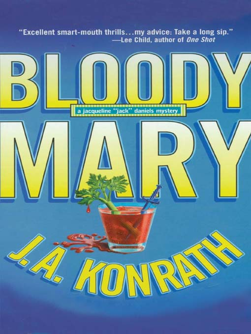 Konrath J - Bloody Mary