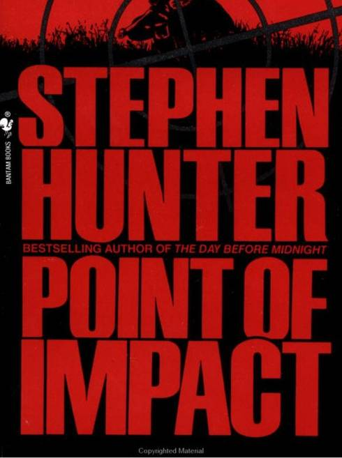 Hunter Stephen - Point Of Impact