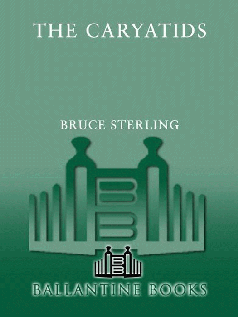 The Caryatids - Sterling <b>Bruce</b>