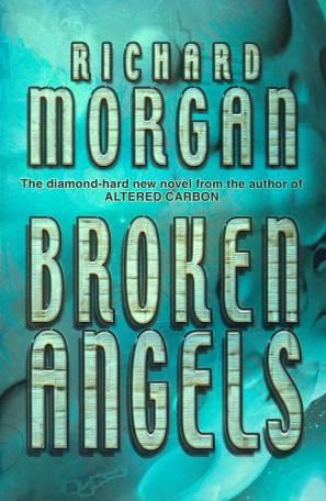 Morgan Richard - Broken Angels