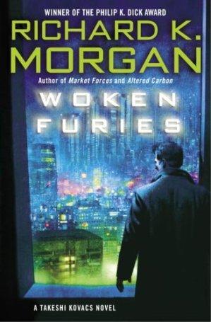 Morgan Richard - Woken Furies