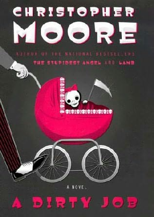 Moore Christopher - A Dirty Job