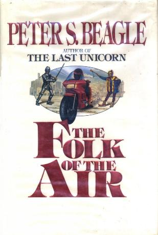 f91622cce59 Книга  The Folk Of The Air