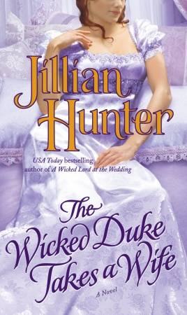 Hunter Jillian - The Wicked Duke Takes a Wife