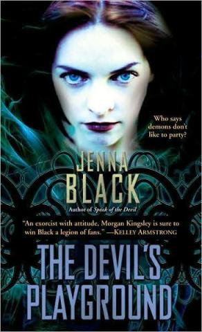 Black Jenna - The Devil`s Playground