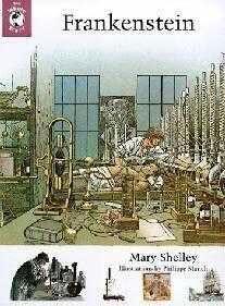 Shelley Mary - Frankenstein, or the Modern Prometheus