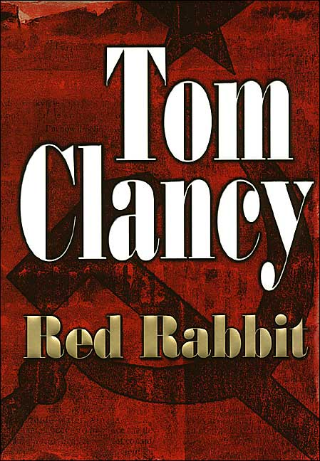 Clancy Tom - Red Rabbit