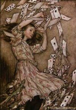 Carroll Lewis - Alice's adventures in Wonderland