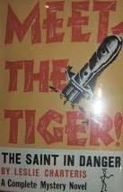 Charteris Leslie - The Saint Meets the Tiger