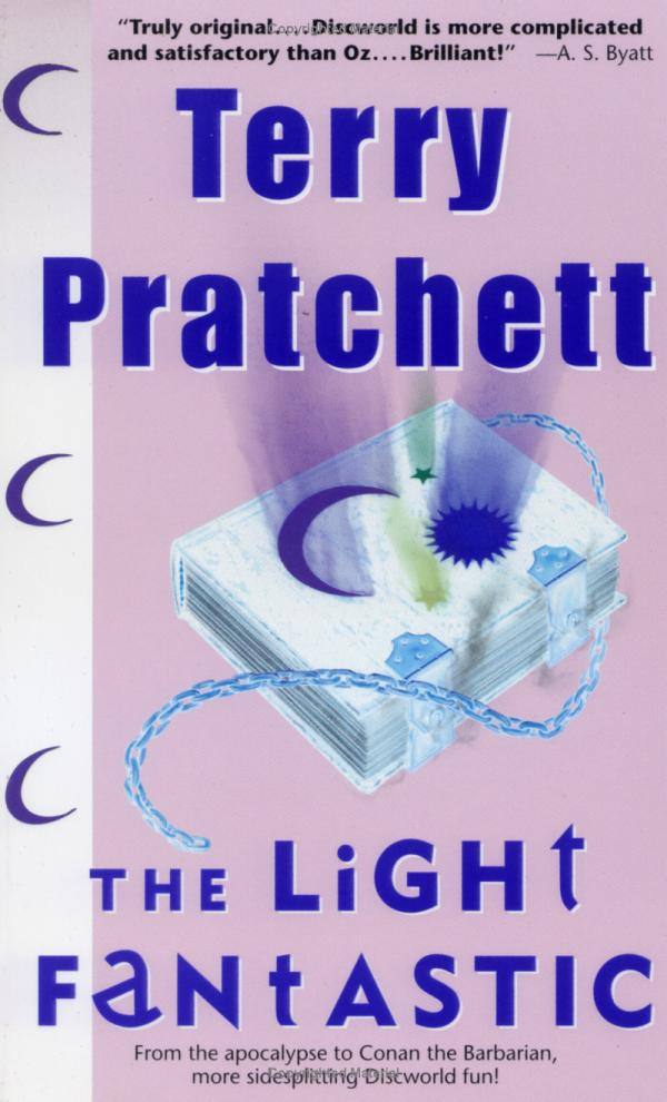 the light fantastic terry pratchett pdf