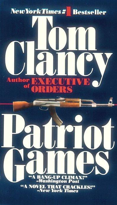 Clancy Tom - Patriot Games