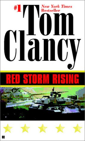 Clancy Tom - Red Storm Rising
