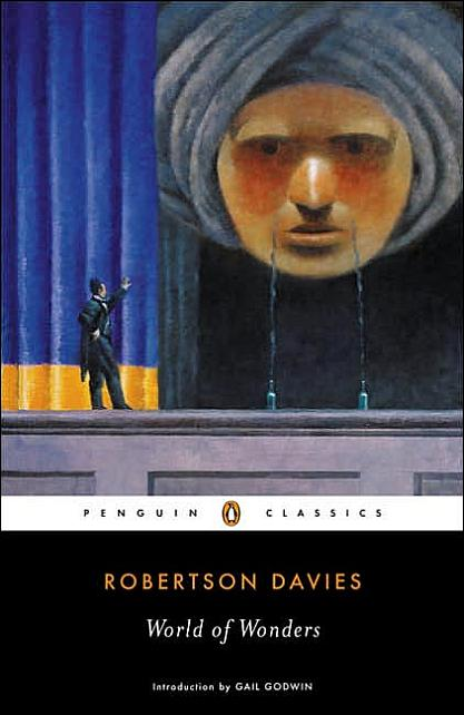 the magical death in robertson davies novel fifth business