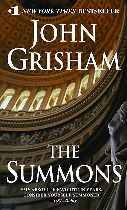 Grisham John - The Summons