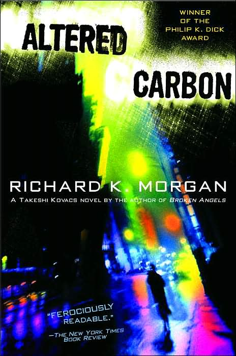 Morgan Richard - Altered Carbon
