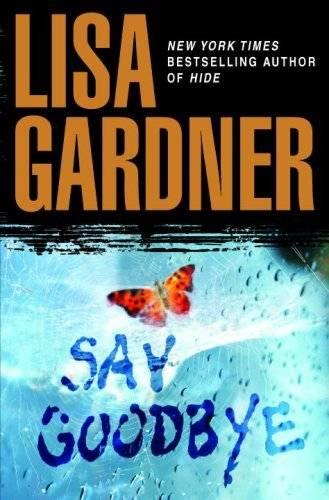 Gardner Lisa - Say Goodbye