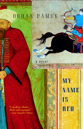 Pamuk Orhan - My Name is Red