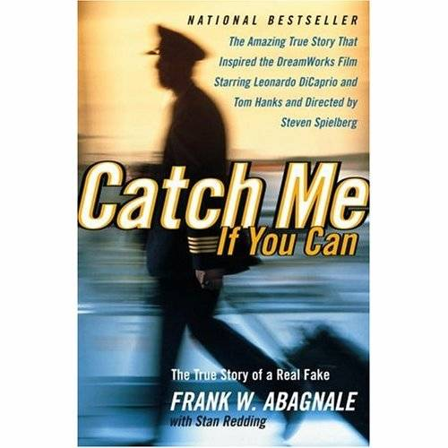 catch me if you can novel