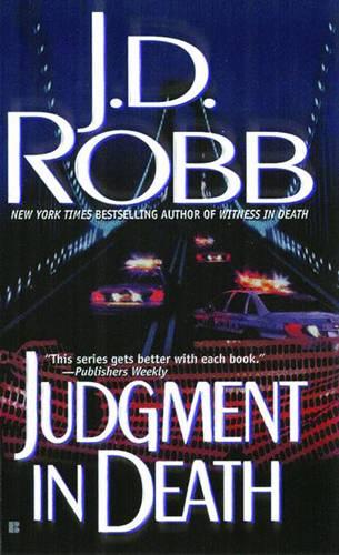 Книга judgment in death