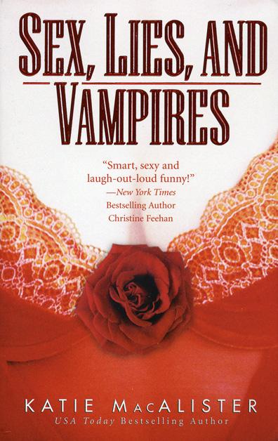 Macalister Katie - Sex, Lies, and Vampires