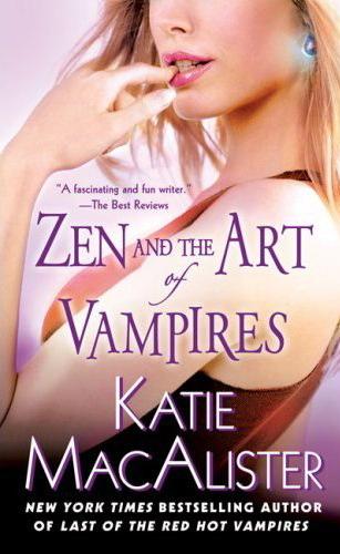 Macalister Katie - Zen and the Art of Vampires