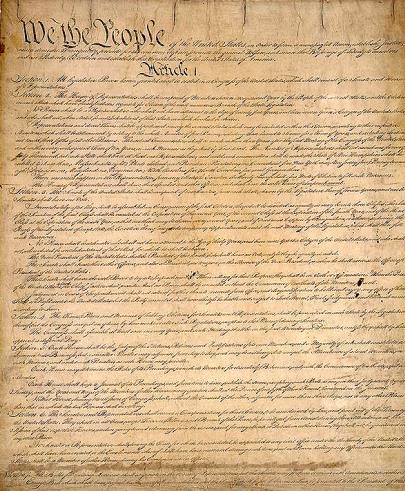 Книга: Конституция США.