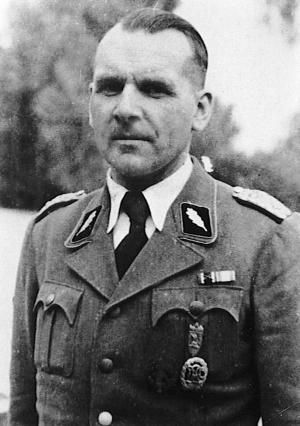 СС. Охранные отряды НСДАП