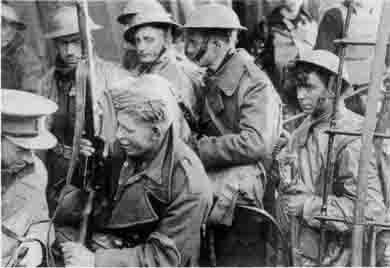 Британская армия 1939 1945 северо