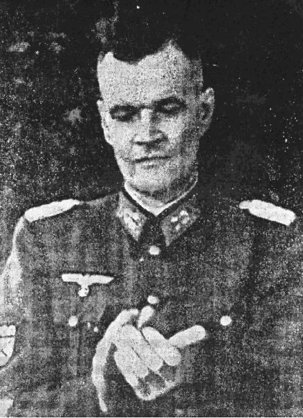 Первая дивизия РОА