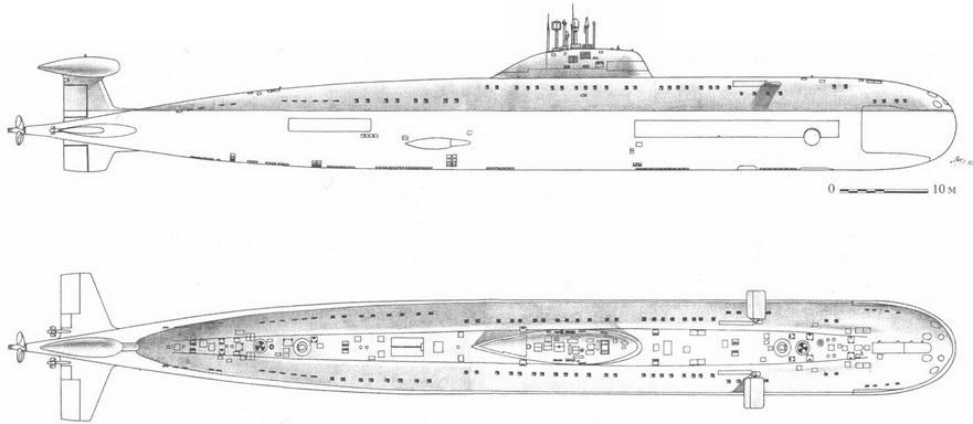 Многоцелевые подводные лодки