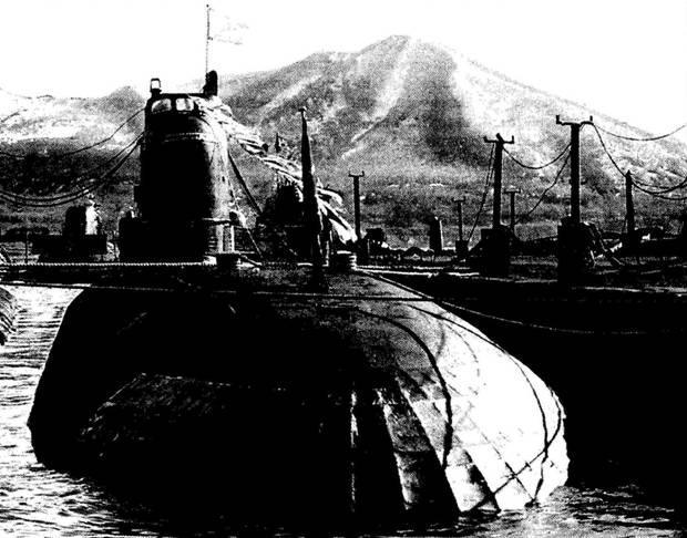 подводные лодки советского флота 1945-1991 гг монография том 2