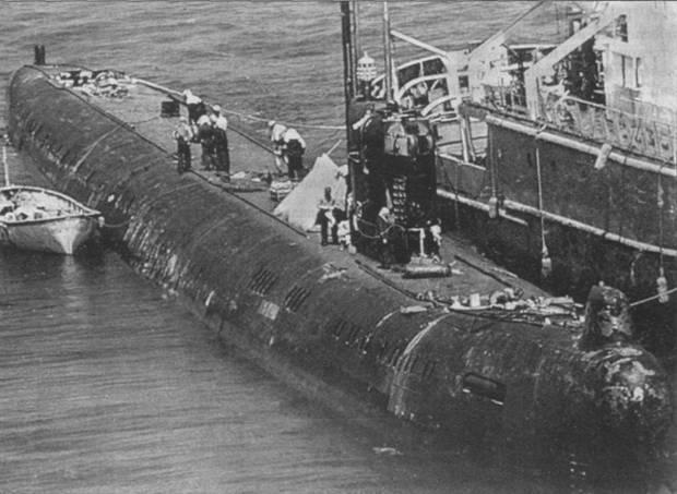 подводные лодки аварии катастрофы