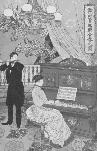 Сексуальность в искусстве и в музыке
