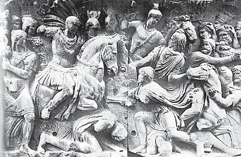 махлаюк а римские войны под знаком марса